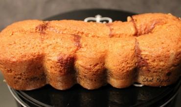 Cake au citron et Nutella