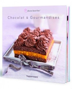 Livre-Chocolat-Gourmandises-de-Tupperware