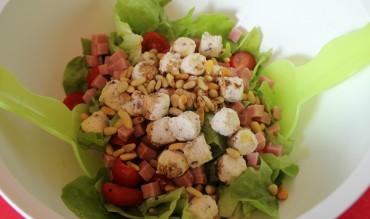 """Salade """"vite fait"""" !"""