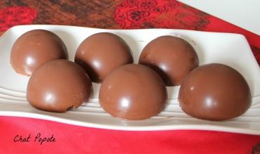 Dômes Chocolat Guimauve