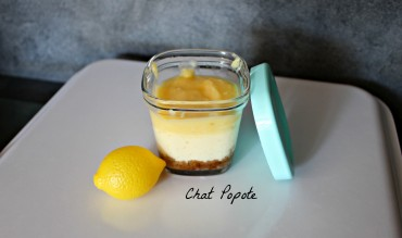 Cheesecakes individuels au citron