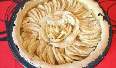 Ma tarte aux pommes
