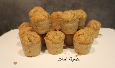 Mini muffins épicés au thon