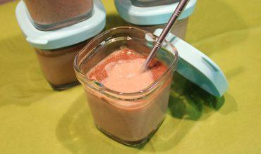 Crèmes dessert au Nutella