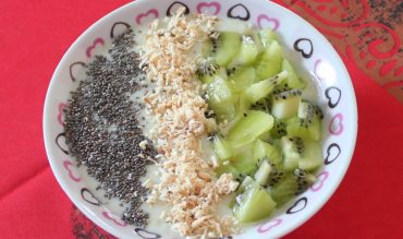 Smoothie Bowl Kiwi/Banane/Coco