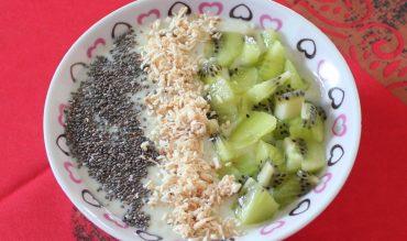 Smoothie Bowl Kiwi/Banane/Coco