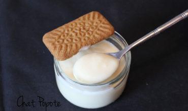 Crème dessert au citron