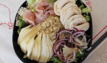Salade sucrée/salée WW