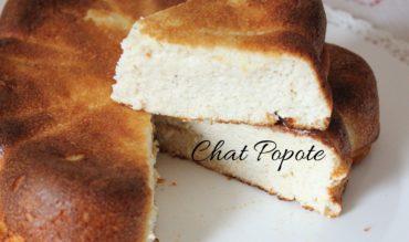 Gâteau moelleux et léger au fromage blanc