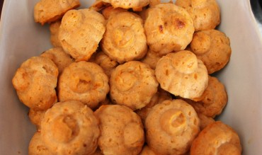 Les Bonitos (bouchées au thon et tomate)