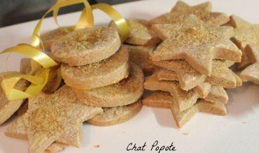 Schwowebredele (biscuits bredele)