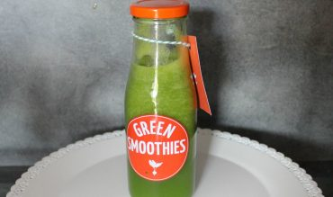Smoothie vert minceur