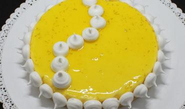 La tarte citron de Jérôme De Oliveira