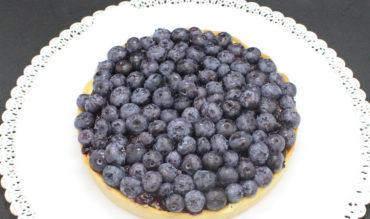 La tarte aux myrtilles de Cédric Grolet