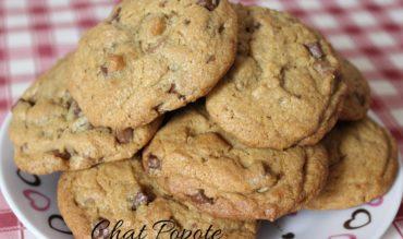 Cookies spéculoos et chocolat de Laurent Mariotte