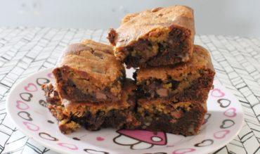 Browkie, mi brownie mi cookie !